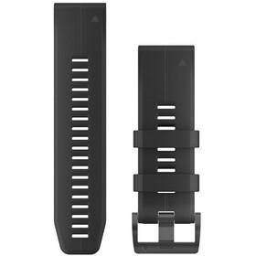 Garmin QuickFit Siliconen Horlogeband 26mm, black